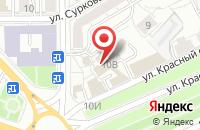 Схема проезда до компании Шахта 39 в Ярославле