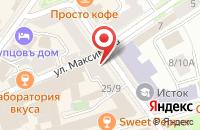 Схема проезда до компании Элком в Ярославле
