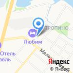 Ярославская Компьютерная Мастерская на карте Ярославля