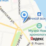 АвтоЯр на карте Ярославля