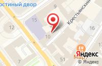 Схема проезда до компании Mixi Store в Ярославле