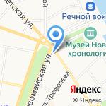 Новый образ на карте Ярославля