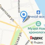 Ярославский областной центр судебной экспертизы на карте Ярославля