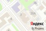 Схема проезда до компании Текстиль в Вологде