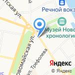 Военная прокуратура Ярославского гарнизона на карте Ярославля