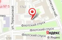 Схема проезда до компании Рис.Рыба в Ярославле