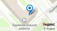 Компания Администрация Вологодского муниципального района на карте