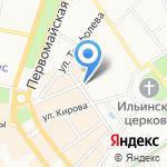 Наша Оптика на карте Ярославля