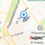 Горстройзаказчик на карте Ярославля
