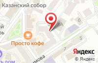 Схема проезда до компании Общественная приемная партии Родина в Ярославле