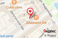 Схема проезда до компании Brothers House в Ярославле