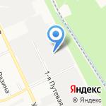 ЗапчастьАгроснаб на карте Ярославля