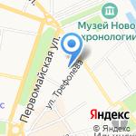 Российские справочники на карте Ярославля