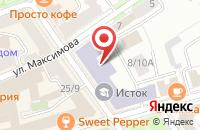 Схема проезда до компании Марио-Пицца в Ярославле