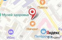 Схема проезда до компании Buter Bro pub в Ярославле