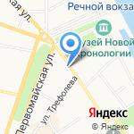 Русское застолье на карте Ярославля