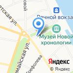 ВИВ-СТРОЙ на карте Ярославля