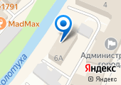 Центральная диспетчерская служба на карте