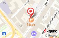 Схема проезда до компании Прайм в Ярославле