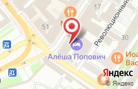 Схема проезда до компании Редакция Журнала  в Ярославле