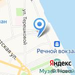 Стоматологический Центр доктора Янушкевич на карте Ярославля
