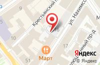 Схема проезда до компании GALLERY в Ярославле
