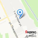 АПР на карте Ярославля
