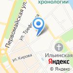 Институт развития стратегических инициатив на карте Ярославля