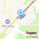 Лада Сокол Моторс на карте Рассвета