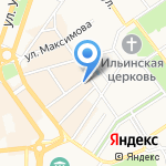 Ярославский Центр Недвижимости на карте Ярославля
