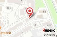 Схема проезда до компании Телекомстрой в Ярославле