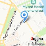 Департамент здравоохранения и фармации Ярославской области на карте Ярославля