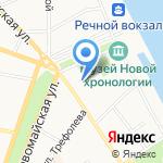 СДЮСШОР №20 на карте Ярославля