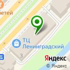 Местоположение компании ФЛЁР