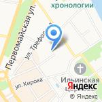 Pes-Тур на карте Ярославля