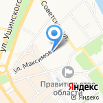 НСГ-страхование жизни на карте Ярославля