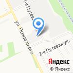 Вилла на карте Ярославля