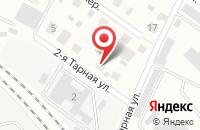 Схема проезда до компании  Гип-Строй в Ярославле