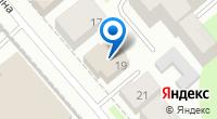 Компания Харди-Гарди на карте