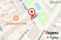 Схема проезда до компании Управление по физической культуре и спорту мэрии г. Ярославля в Ярославле