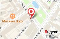 Схема проезда до компании Комитет по транспорту и связи мэрии г. Ярославля в Ярославле