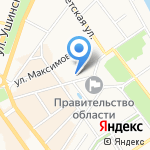 Альбом на карте Ярославля