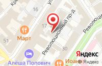 Схема проезда до компании Молодая Гвардия Единой России в Ярославле