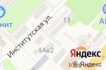 Схема проезда до компании Участковый пункт полиции в Рассвете