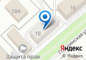 Центр содействия развитию предпринимательства и туризма на карте