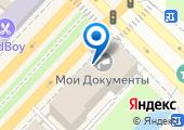 Департамент государственной службы и кадровой политики Вологодской области на карте