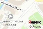 Схема проезда до компании АкваБур-35 в Вологде