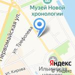Просто ТАК на карте Ярославля