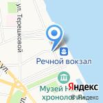 Промстрой на карте Ярославля