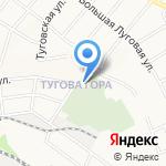 Храм Параскевы Пятницы на карте Ярославля